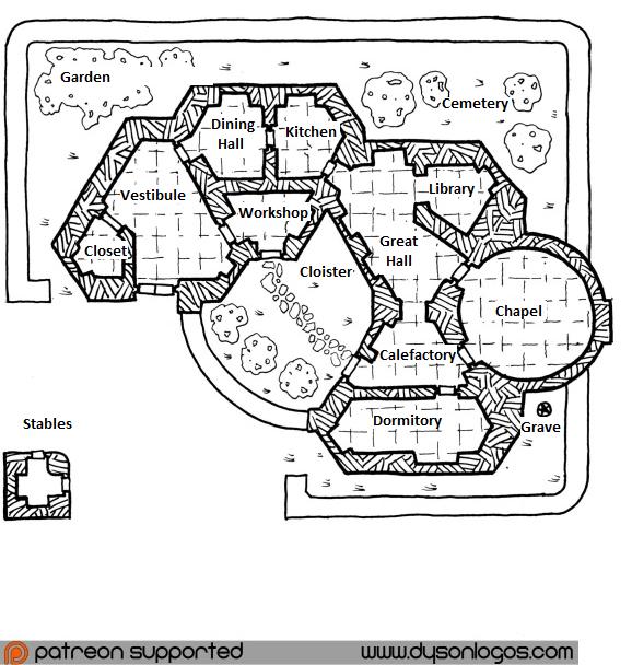 map-layout